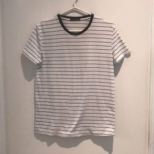 Brandy Melville Striped One Size Tee